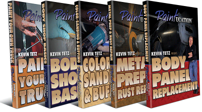 Kevin Tetz Paintucation DVD Set