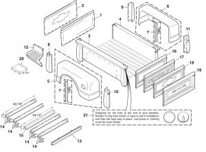 Stepside Steel Bed Panels