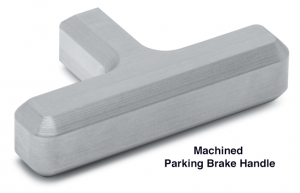Billet Aluminum Parking Brake Handle