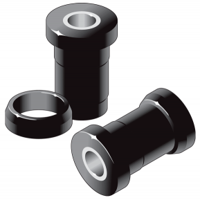 Rear Control Arm Bushing Set