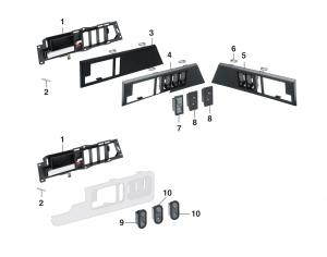 Door Handles and Components