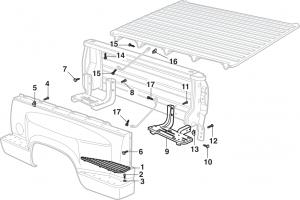 Stepside Bedside Attachment