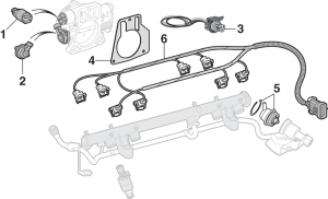 Multi-Port Fuel Injection Components (MPFI)