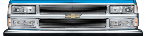 Customize Your Chevrolet Truck with a Billet Grille