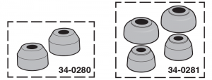 Polyurethane Tie Rod and Ball Joint Boots