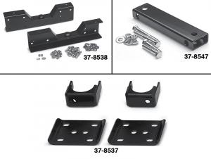 Axle Flip Kit and Frame C-Notch Kit