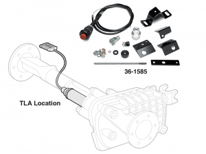 Front Differential Cable Lock Kit … Cures Slow to No-engagement Blues !