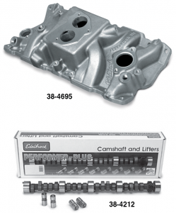 Performer 5.0 and 5.7 Liter TBI Power Parts … Provide Incredible Power