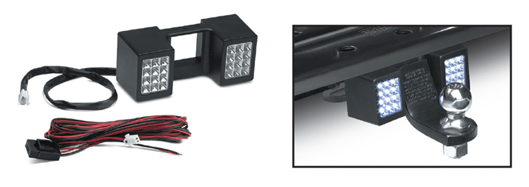 LED Hitch Light