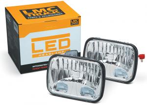 200MM LED Headlight Set