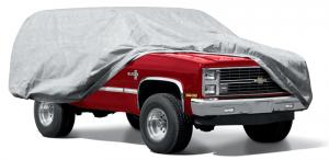 LMC 4000 Truck Cover
