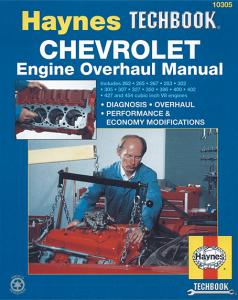 Haynes Chevrolet Engine Overhaul