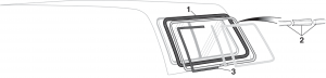 Body Side Window Components