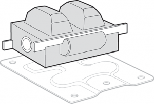 Front Engine Mount Insert
