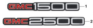 Door Emblems