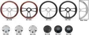 Wood and Leather Grained Vinyl Steering Wheels … The Ultimate Look
