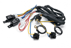Heavy-Duty Headlight Harness