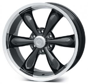 Vision Gloss Black 142 Legend 6 Wheel
