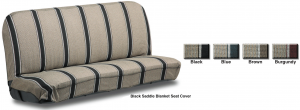 Saddle Blanket Seat Covers