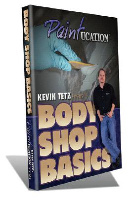 Kevin Tetz Paintucation DVD - Body Shop Basics