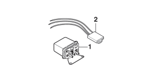 A/C Blower Relay