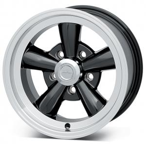Vision Gloss Black 141 Legend 5 Wheel