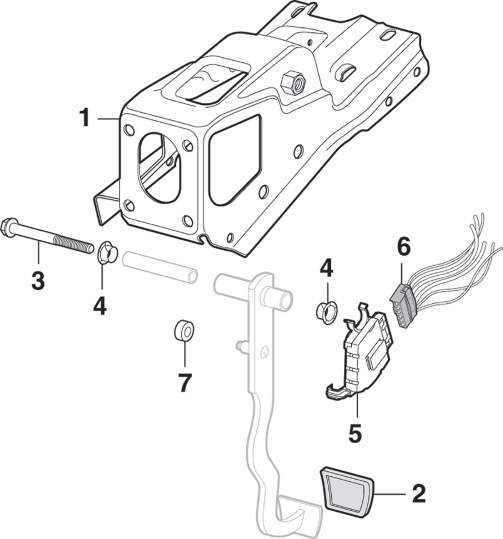 Brake Pedal Goes All The Way To The Floor