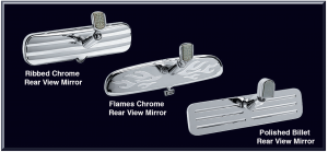 Custom Replacement Rear View Mirrors