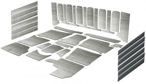 1963-66 Pre-Cut Insulation Kit