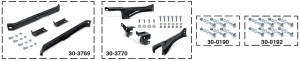 Bumper Brace Kits and Bumper Bolt Kits