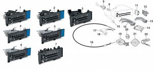 Temperature Control Assemblies and Parts