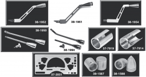 Billet Interior Components Add Style