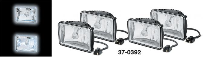 165MM LED Headlights