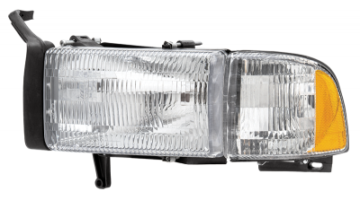 1994-02 Headlight Assembly for Dual Headlights