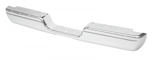 1994-02 Rear Step Bumper-Chrome