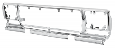 1978-79 Grille Shells-Chrome Steel