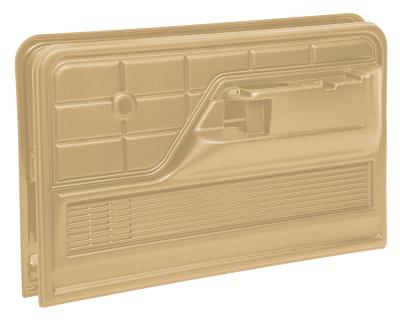 1973-79 Door Panel Set-Tan