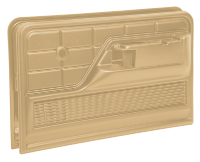 1973-79 Door Panel Set-Tan
