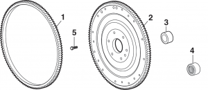 Ring Gear, Flexplate and Flywheel