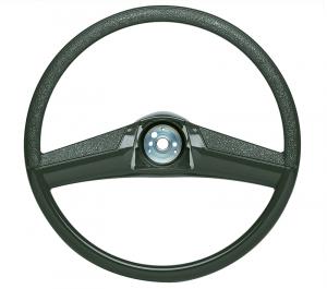 Steering Wheel-15 Inch Green