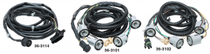 1973-87 Rear Body Wiring Harnesses