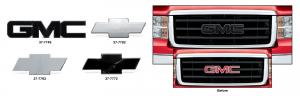 Billet Aluminum Grille Emblems