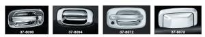 Chrome Handle Cover Sets