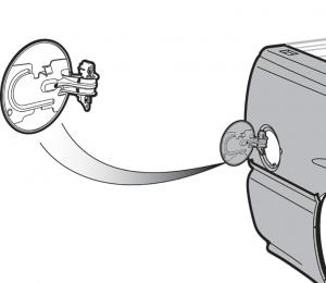 Gas Tank Filler Door
