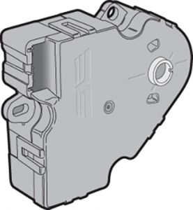 Air Door Actuators