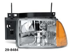 Custom Headlight Set for Composite Headlight Models