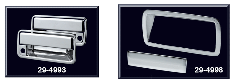 Stainless Steel Handle Covers