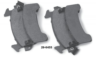 Performance Non-Asbestos Disc Pads