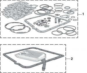 Transmission Gasket and Filter Kits