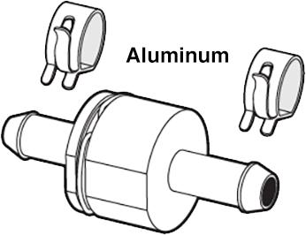 In-Line Power Steering Filter Helps Prevent Power Steering Failure